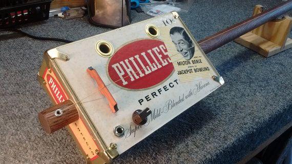 Vintage 1957 Phillies Milton Berle Edition Cigar