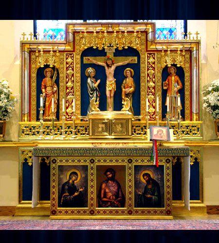 Catholic Altars For Sale: 56 Best Stuff For St. Joseph's Images On Pinterest