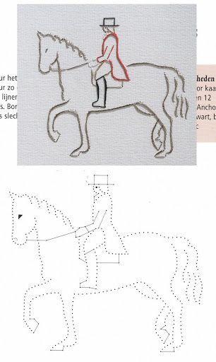 die besten 25 fadengrafik pferd ideen auf pinterest fadengrafik englisch fadengrafik auf. Black Bedroom Furniture Sets. Home Design Ideas