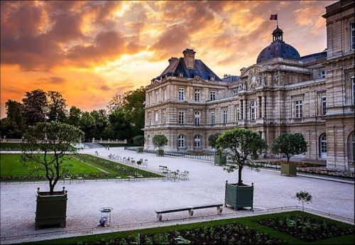 Emotion and hotel websites – does yours have sex appeal?: Paris Green, Adorable J Paris, Spots, Jardine Du Luxembourg, Favorite Places, Serge Ramelli, Ramelli Serge, Photo, Beautiful Things