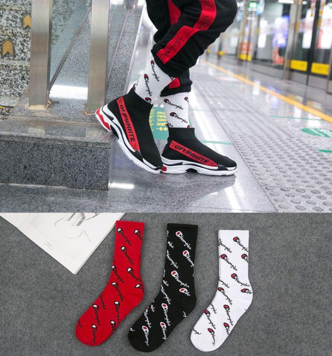 Champion Sock Full Length Unisex Men