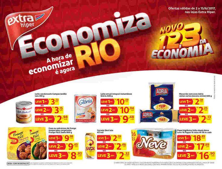 Folheie aqui o novo encarte Extra Supermercado e descubra ofertas e promoções para começar a economizar nas compras neste supermercado!