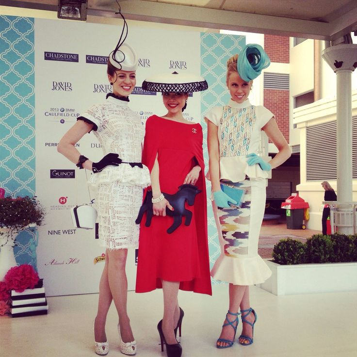 2013 Chadstone Fashion Stakes. Melbourne Spring Racing Carnival.