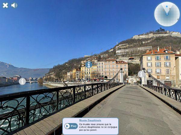 Retour sur une expérience menée en 2011 par le CCSTI de Grenoble en partenariat avec l'INRIA, l'Office du tourisme de Grenoble et l'Université Stendhal.