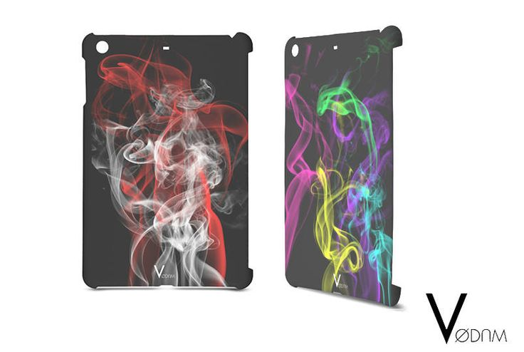 SMOKING iPAD MINI 2 Gothic Punk RockTattoo Cyber