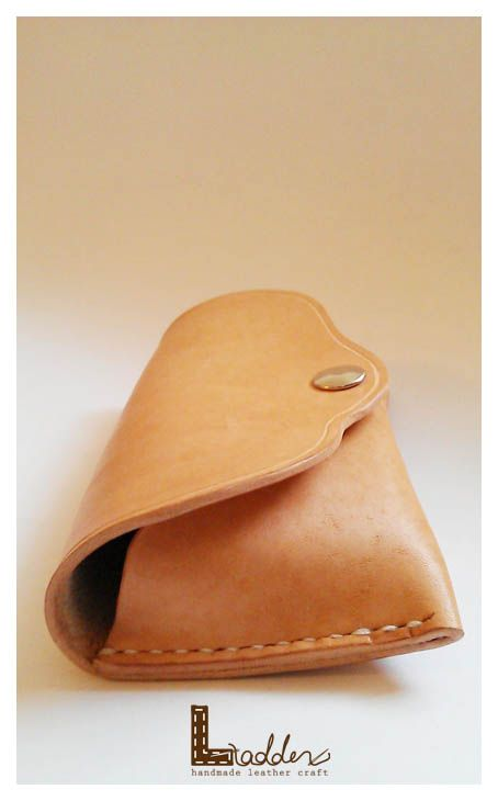 Sunglasses leather case by OhYa leather