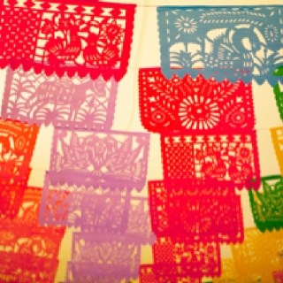 200 best Mexican Banners Papel Picado images on Pinterest
