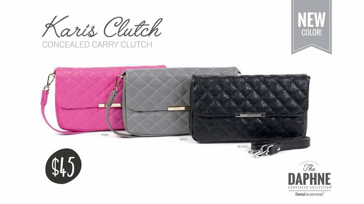 Concealed carry handbags damsel in
