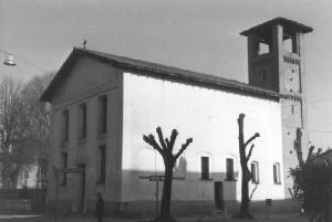 Chiesa di S. Bernardino -  Via De Amicis | Sedriano