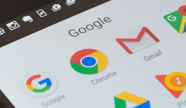 Google Apps on Mobile