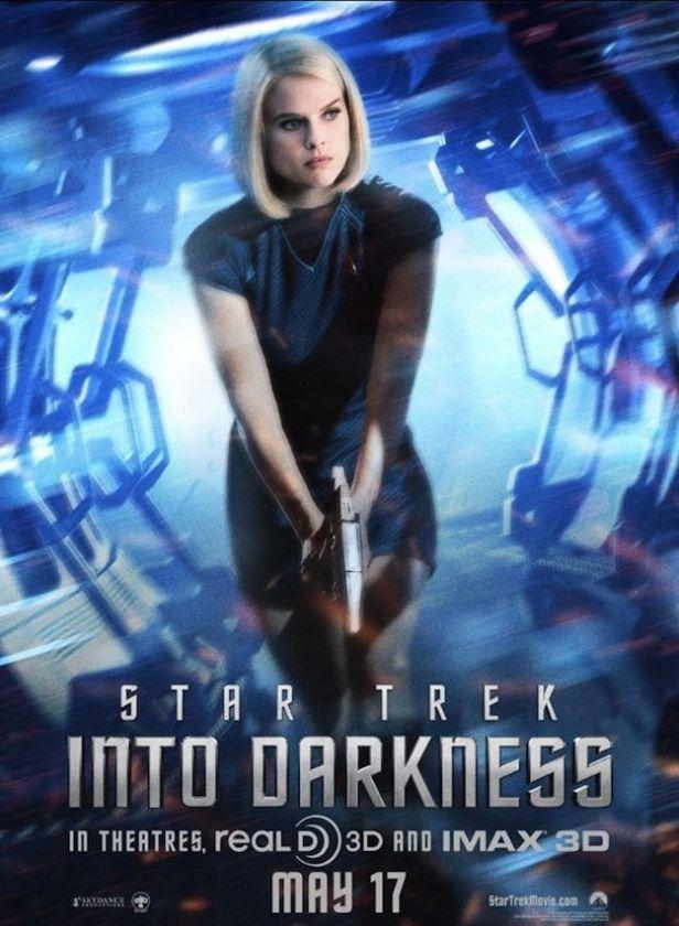 star trek into darkness carol - Google Search