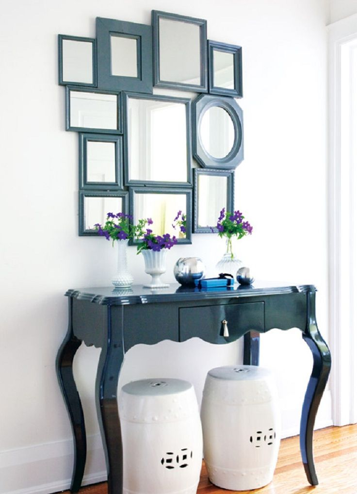 Mirror Collage Wall Decor Ideas Styles Be Your Own Designer Wallsmirror Mirrordecorating
