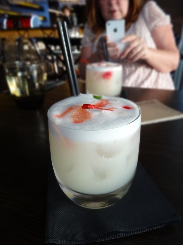 Pisco Sours @ Pachamama House Surry Hills