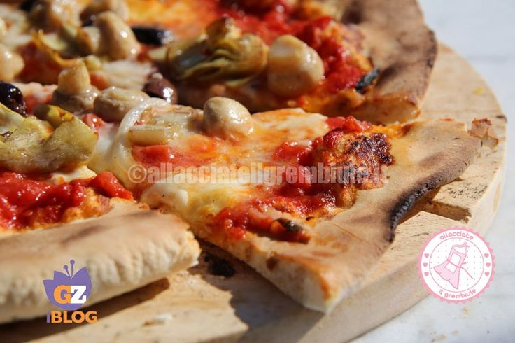 PIZZA COME IN PIZZERIA - ALLACCIATE IL GREMBIULE