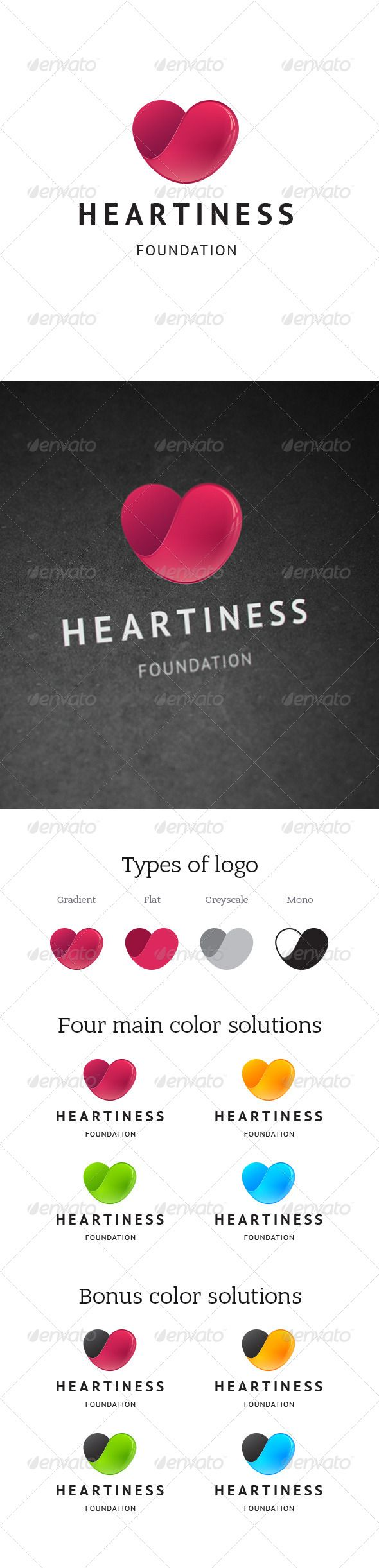Heartiness Charity Foundation Logo