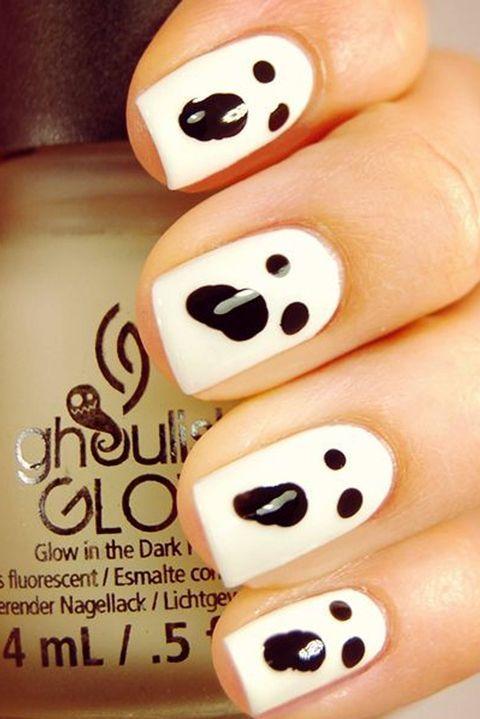 40 Beautiful Halloween Nail Designs