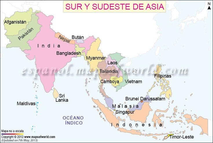 Su territorio comprende la mitad oriental de la isla de Timor, las cercanas islas de Atauro y Jaco y el exclave de Oecussi-Ambeno, rodeado de territorio de la región indonesia de Timor Occidental.