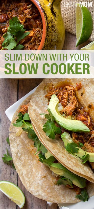 Best slow cooker recipes from Skinny Mom! Lots of these sound delish!! I must try them soon!