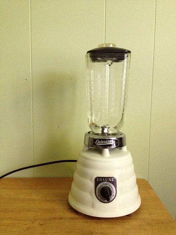 Vintage Beehive Oster Blender - Model 403 | Oster blender ...