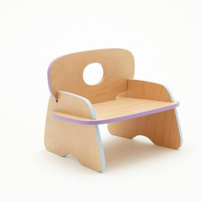 A new line of wooden kids' furniture & toys by BUCHI