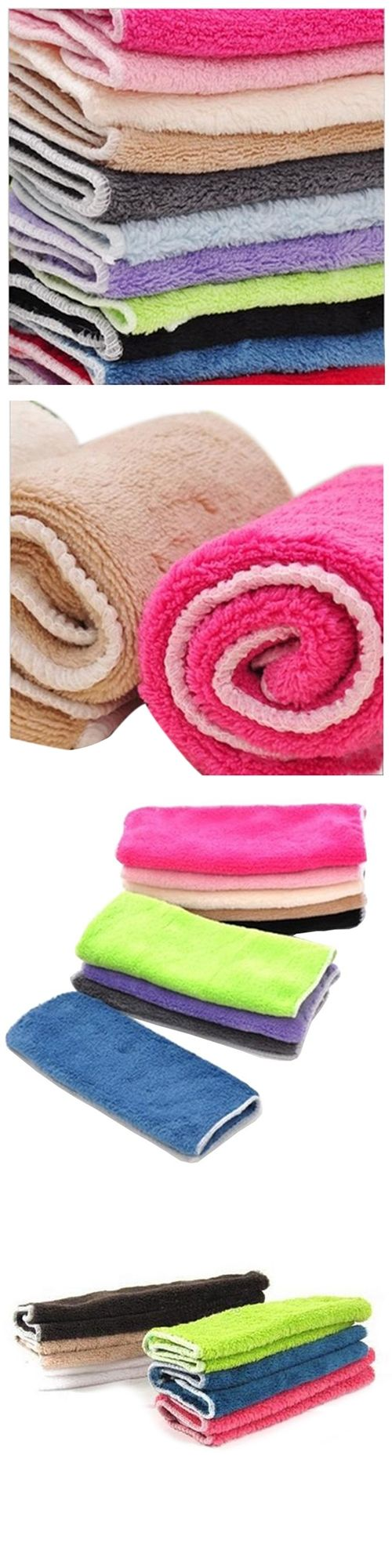 NOCM Hot Anti-grease Cloth Bamboo Fiber Washing Towel Magic Kitchen Cleaning Wiping Rags