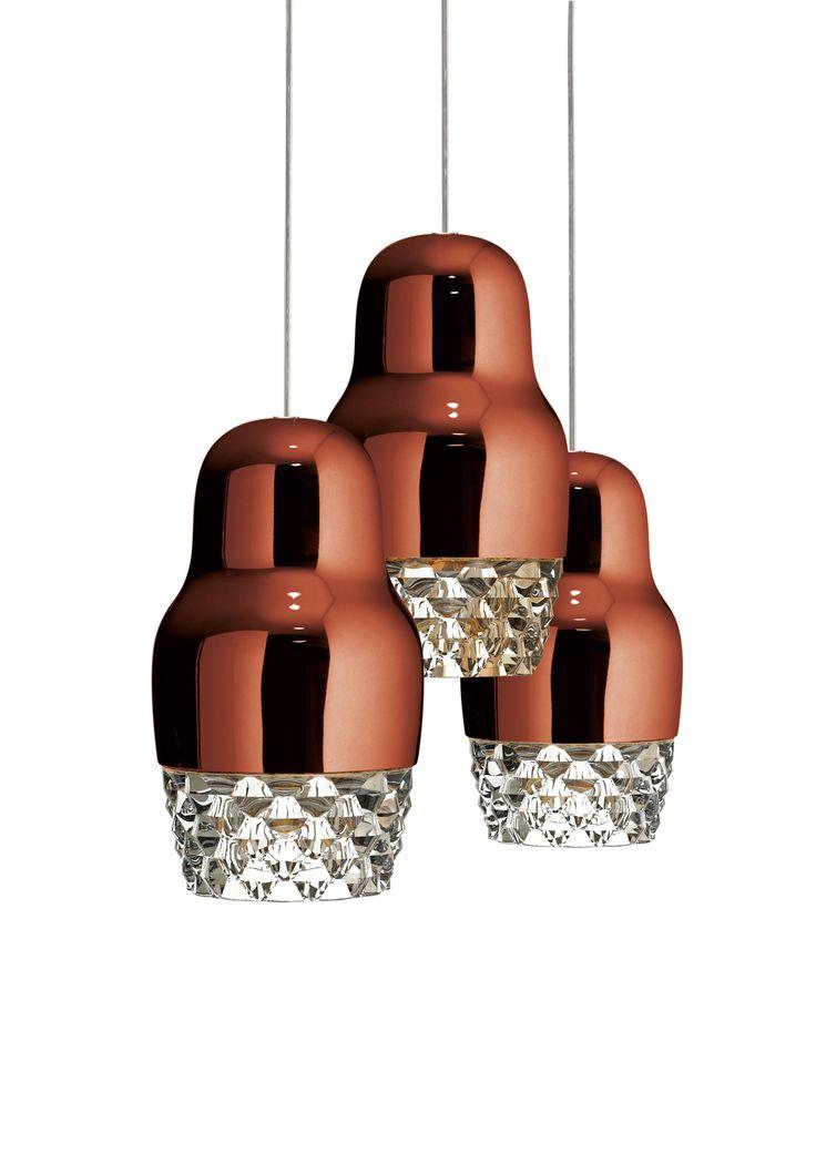 Captivating Fedora Lamp By Dima Loginoff For AXO Light Www.axolight.it #axolight # Good Looking