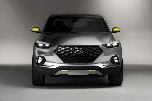 2020 Hyundai Tucson Redesign, Release Date >> 2020 Hyundai Tucson Concept Concept Hyundai Tucson Hyundai