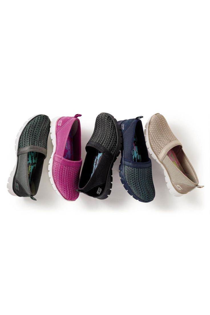 Mesh EZ Flex Slip-On Sneakers by Skechers® | Chadwicks of Boston