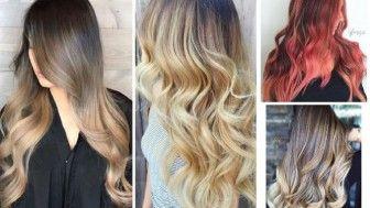 60 Uzun Saçlar İçin 2017 Katlı Saç Modelleri