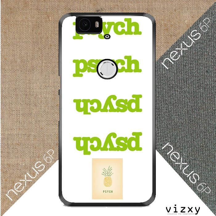PSYCH 2 V1231 Huawei Google Nexus 6P Case