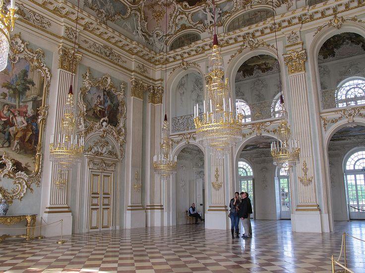 Schloss Nymphenburg, Germany - Under Elector Maximilian ...
