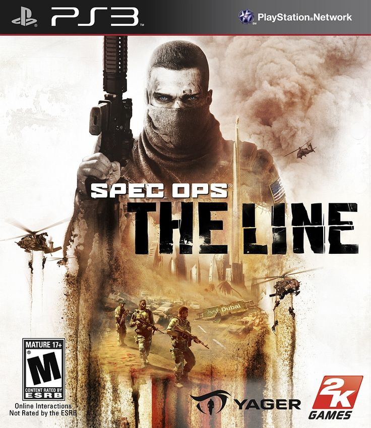 Spec Ops: The Line.