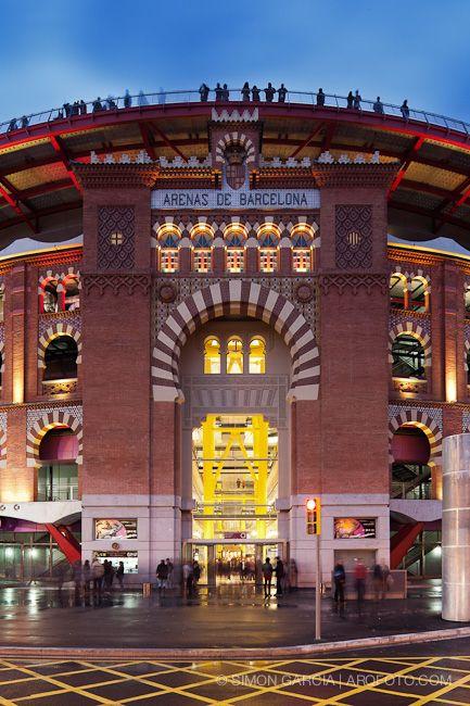 Centro Comercial 'Las Arenas' en #Barcelona