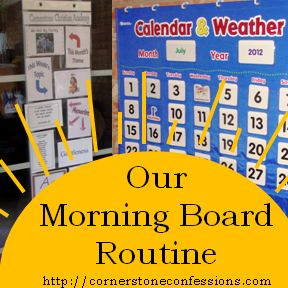 Morning Board Routine ~ a vlog