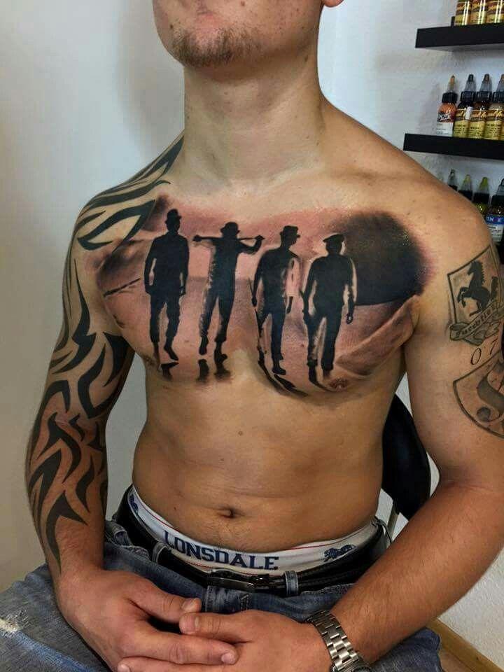 A Clockwork Orange tattoo  Cool Tattoos  Tattoos