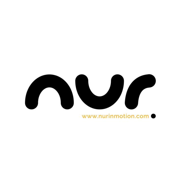 Logo Animado NurInMotion www.nurinmotion.com #logo #animation #animación #motiongraphic #motiondesign #lines #dots