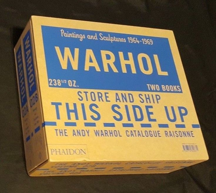 Warhol: Paintings and Sculpture 1964-1969, Vol. 2 (2 Vol. Set): The Andy Warhol