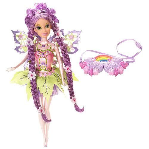 barbie fairytopia dolls | Barbie Fairytopia Magic of the Rainbow Glee Doll - Mattel - Barbie ...