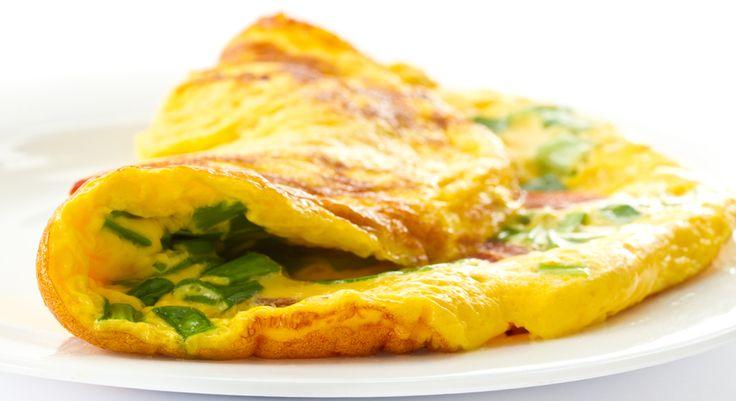Omelette di cipolle: dalla Francia con sapore