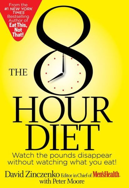 Field testing The 8 Hour Diet. I give The 8 Hour Diet a six week test run. Follow along for the results.