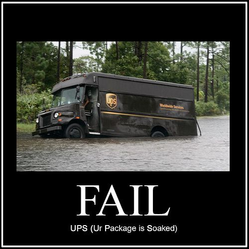 Ups Freight Quote 70 Best Shipping Fails Images On Pinterest  Fails Funny Images And