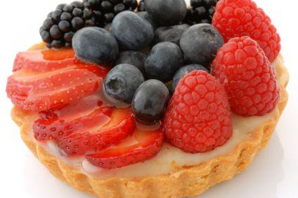 Deep Dish Double Berry Pie