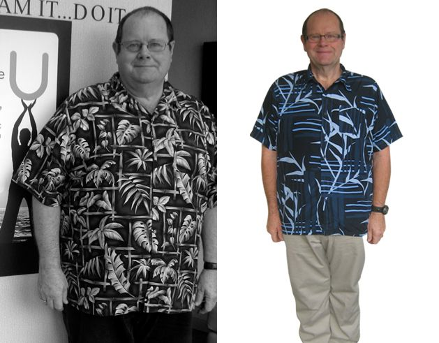 Darrel of Kamloops, BC, lost just over 100 lbs with U Weight Loss! He struggled with weight his whole life and had success with other programs but always gained it back. We are so happy that he's finally found long term success with us! Congratulations Darrel! #u_weight_loss