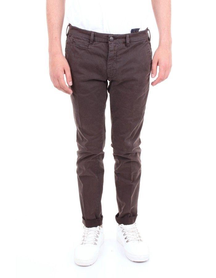 40 weft men's brown pants