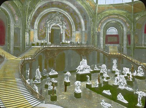 17 best images about exposici n universal xix on pinterest hyde park ribs and paris - Exposition grand palais paris ...