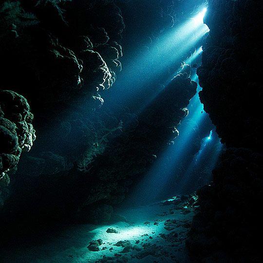 The Cave by Alexander Semenov