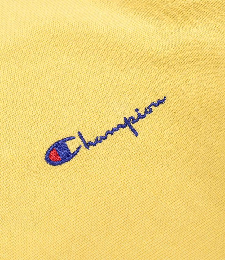 Толстовка Champion Crewneck Sweatshirt Champion Logo