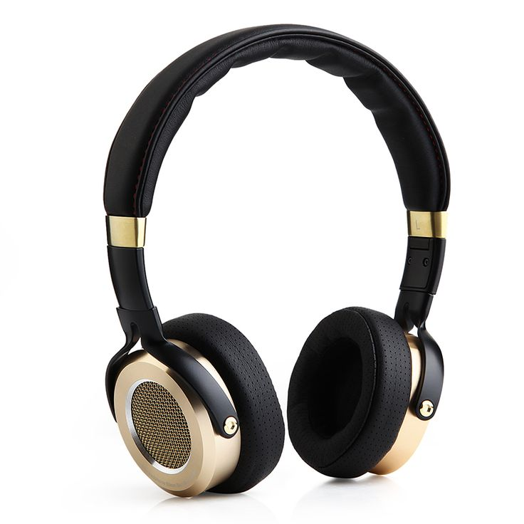 Xiaomi Foldable Hi-Fi Headphone with Built-in Knowles MEMS Microphone 3.5mm Gold-Plated Jacks and easy swap supraaural and circumaural earpads