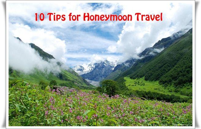 10 Tips for Honeymoon Travel