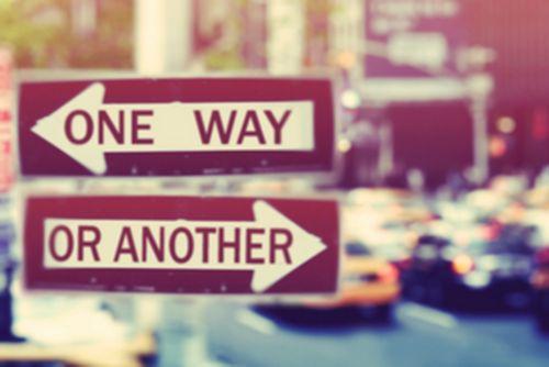 find a way to make it work :)